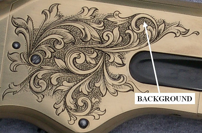 Hand Engraving Glossary Of Terms B